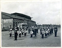 126 City of Derby ATC Band in 1941